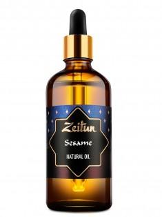 Натуральное растительное кунжутное масло