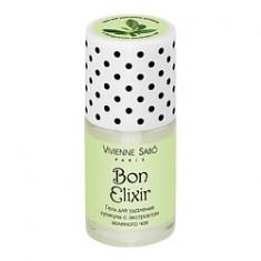 VIVIENNE SABO Гель для удаления кутикулы с экстрактом зеленого чая 15 мл
