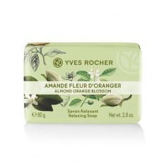 Мыло «Миндаль & Флердоранж» Yves Rocher