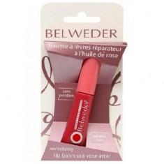 Бельведер бальзам для губ с розовым маслом восстанавливающий 7мл BELWEDER