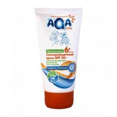 AQA BABY крем солнцезащитный SPF 50+ 75 мл