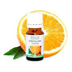 Масло Апельсина сладкого эфирное 10 мл Oleos