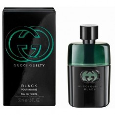GUCCI GUILTY BLACK вода туалетная муж 50 ml