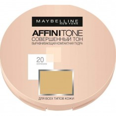 Maybelline AFFINITONE  пудра №20 Natural Beige