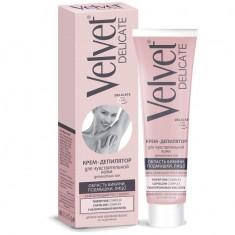 Velvet Delicate крем для депиляции для чувствительной кожи и деликатных зон 100 мл