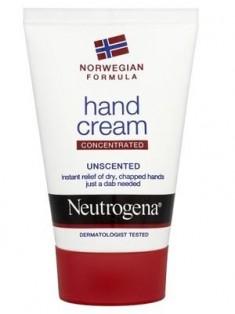 Neutrogena Норвежская формула Крем для рук без запаха 50 мл