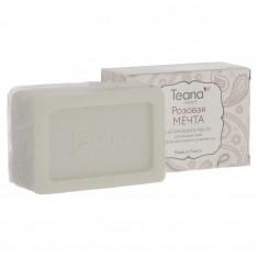 Teana/Теана РОЗОВАЯ МЕЧТА Натуральное мыло для жирной и проблемной кожи лица и тела с эфирным маслом розмарина 100 гр