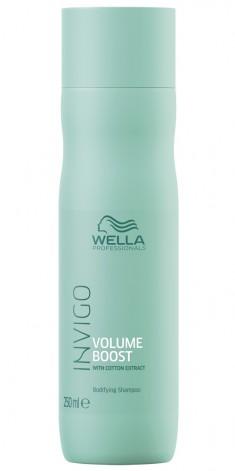 Wella Invigo Volume Boost Шампунь для придания объема 250мл