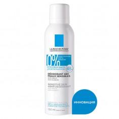 La Roche-Posay Дезодорант-спрей 48ч для чувствительной кожи 150 мл