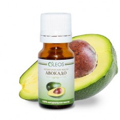 Масло Авокадо с витаминно-антиоксидантным комплексом 10 мл Oleos