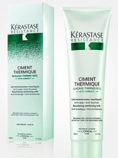 Kerastase (Керастаз) Резистанс Цемент Термик Термо-уход перед укладкой для всех типов волос 150 мл