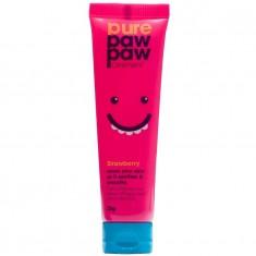 Pure Paw Paw бальзам универсальный с лечебным экстрактом папайи, аромат клубничный смузи 25мл