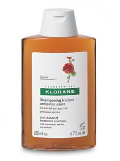 Клоран (Klorane) Шампунь с экстрактом настурции 200 мл