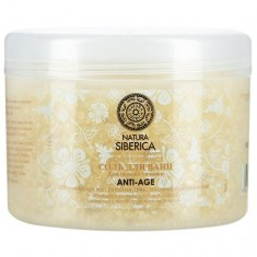 Натура сиберика Соль для ванны Anti-Age для молодости кожи 700 г NATURA SIBERICA