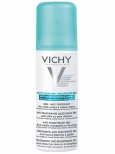 Vichy (Виши) Дезодорант антиперспирант 48 часов без желтых и белых пятен аэрозоль 125 мл