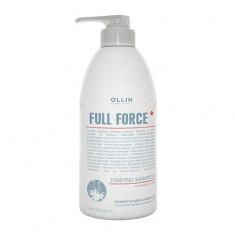 Ollin Professional FULL FORCE Тонизирующий кондиционер с экстрактом пурпурного женьшеня 750мл