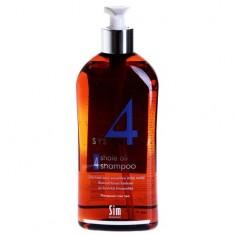 Sim Sensitive Система 4 шампунь терапевтический №4 для жирных волос, чувствительной, раздраженной кожи головы 500мл