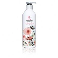 Керасис (KeraSys) Шампунь для волос Романтик восстановление сеченых волос 600 ml