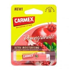 Carmex Бальзам для губ с ароматом граната с SPF15 стик 4,25г