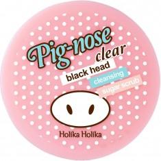 Холика Холика Pig-nose Очищающий сахарный скраб Пиг-ноуз 30 мл Holika Holika