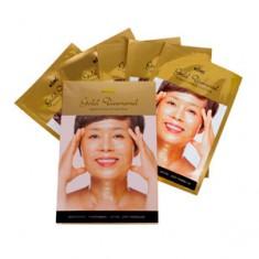 Гидрогелевая золотая маска для лица, 5 шт. (Kims)