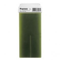 Жирорастворимый воск с экстрактом масла авокадо с широким роликом, 100 мл (Kapous Professional)
