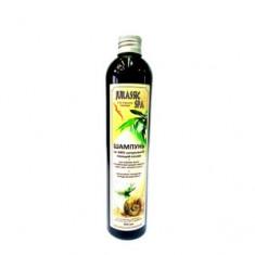 Натуральный шампунь для жирных волос, 270 мл (Jurassic Spa)