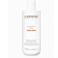 Укрепляющий шампунь для тонких поврежденных волос, 1000 мл (La Biosthetique)