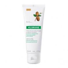 Питательный дневной крем с маслом финика пустынного для волос, 125 мл (Klorane)
