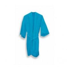 Халат-кимоно с рукавами, голубой, 5 шт. (Чистовье) ЧИСТОВЬЕ