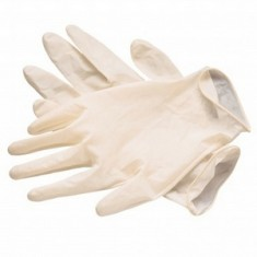 Перчатки латексные, 100 шт., S (Чистовье) ЧИСТОВЬЕ