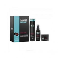 Набор для защиты цвета окрашенных волос, 1 шт. (Nirvel)