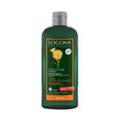 Шампунь для восстановления структуры волос с Экстрактом Календулы, 250 мл (Logona)