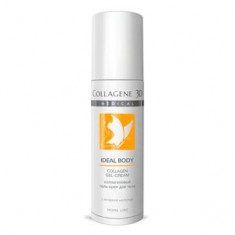 Коллагеновый гель с янтарной кислотой для тела, 130 мл (Medical Collagene 3D)