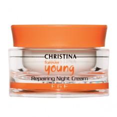 Восстанавливающий ночной крем для лица, 50 мл (Christina)
