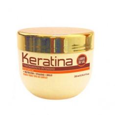 Интенсивный восстанавливающий уход с кератином, 250 мл (Kativa)