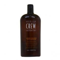 Шампунь для ежедневного ухода, очищающий волосы от укладочных средств, 1 л (American Crew)
