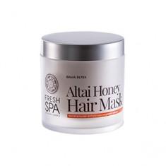 Маска для волос питательная
