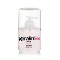Кератиновая маска для мощного восстановления и увлажнения волос, 250 мл (Nirvel)