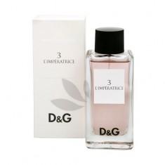 D&G ANTHOLOGY L'IMPERATRICE 3 вода туалетная жен 50 ml DOLCE & GABBANA