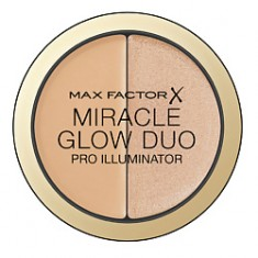 MAX FACTOR Хайлайтер MIRACLE GLOW DUO 30 DEEP