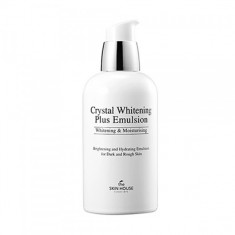 осветляющая эмульсия против пигментации the skin house crystal whitening plus emulsion