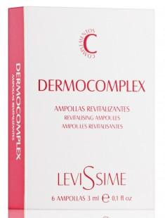 LEVISSIME Комплекс гармонизирующий / Dermocomplex 6*3 мл