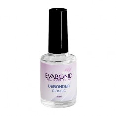 EVABOND, Жидкость для снятия искусственных ресниц Debonder Сlassic, 15 мл IRISK