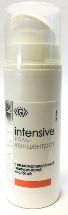 ГЕЛЬТЕК Гель-концентрат с низкомолекулярной гиалуроновой кислотой / Intensive 30 г