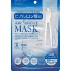 Japan Gals Pure5 Essential - Маска с гиалуроновой кислотой, 1 шт.