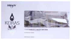 DIKSON Уход ампульный себобалансирующий / TRATTAMENTO ANTIFORFORA DERMOPURIFICANTE KEIRAS 8*10 мл