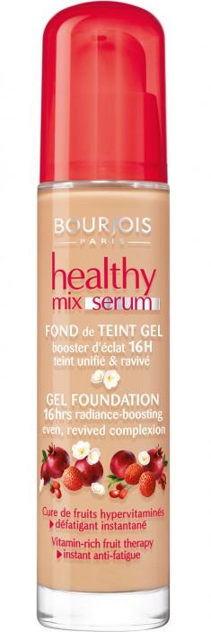 BOURJOIS Крем-сыворотка тональный для лица 53 / Healthy Mix Serum beige clair