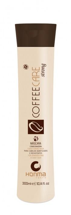 HONMA TOKYO Маска кондиционирующая восстановление и защита для поврежденных волос / Coffee Care Strong 300 мл