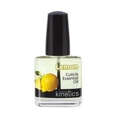 Kinetics, Мини-масло для ногтей и кутикулы Lemon, 5 мл